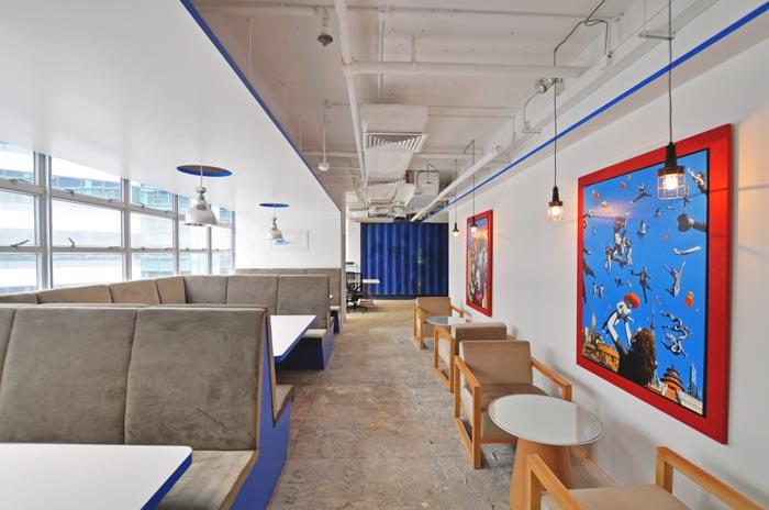 大型办公室装修设计图片(2600平方)