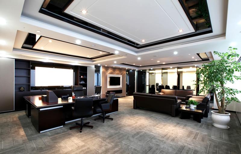 杨浦区现代办公室装修报价多少钱