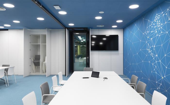嘉定外岗工业风格办公室设计效果图