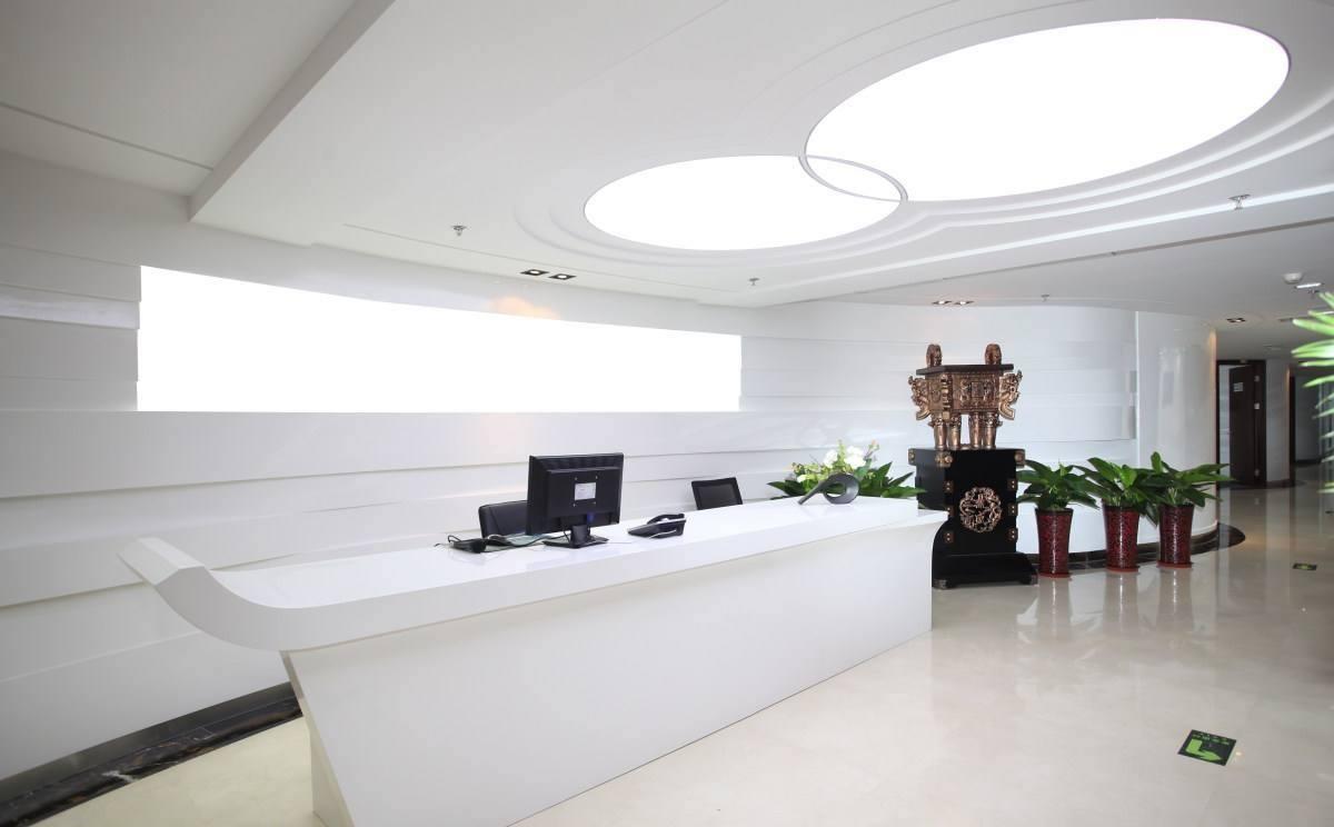 办公室装修设计前台的风格有哪些