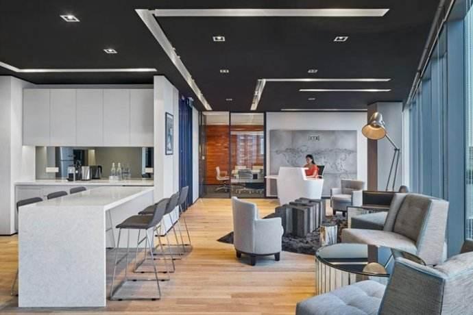 上海普陀办公室装修设计费用占比是多少