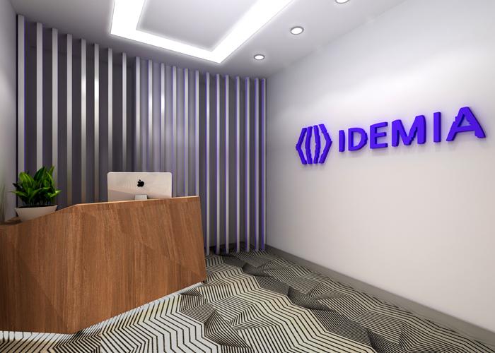 科技类公司办公室装修设计图片