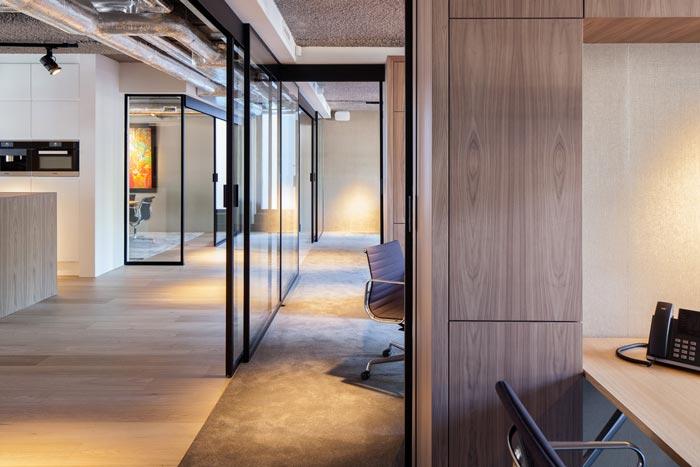 3200平米房地产开发商办公室装修图片