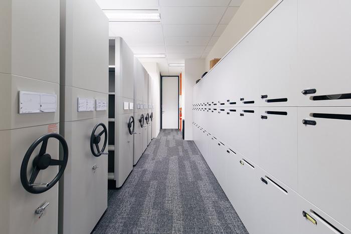 能源研发公司办公室装修效果