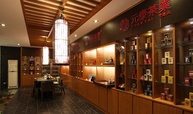 上海办公楼装修-装修茶叶店面的要领与知识介绍