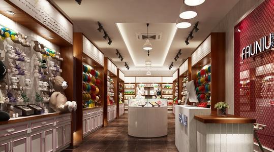 上海办公楼装修-装修店面空间色彩与搭配