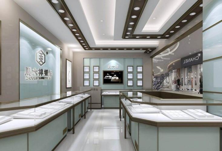 上海写字楼装修-珠宝店装修设计中的禁忌要点