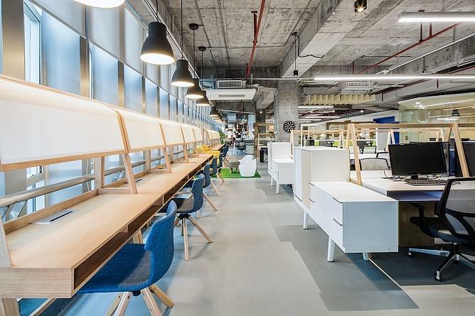 现代办公室装修中的机电规划问题