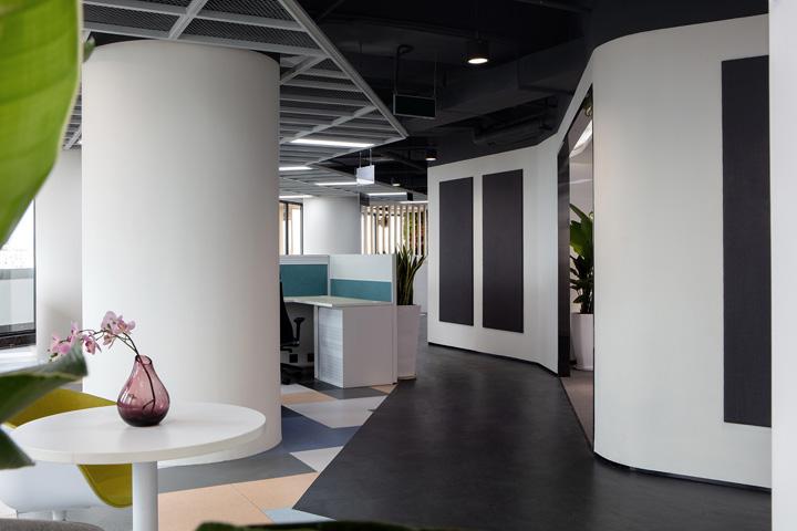 嘉定办公室装修-工业风格办公室装修图片