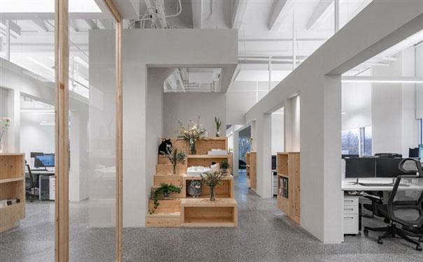 上海装修公司-办公室布局设计原则