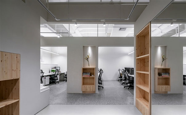 上海办公室装修-办公室空间设计原则