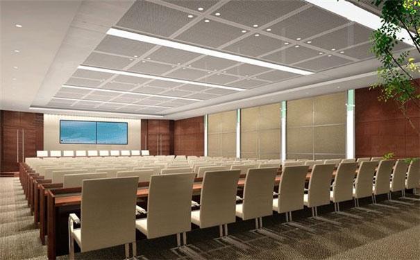 上海办公室装修会议室设计要点