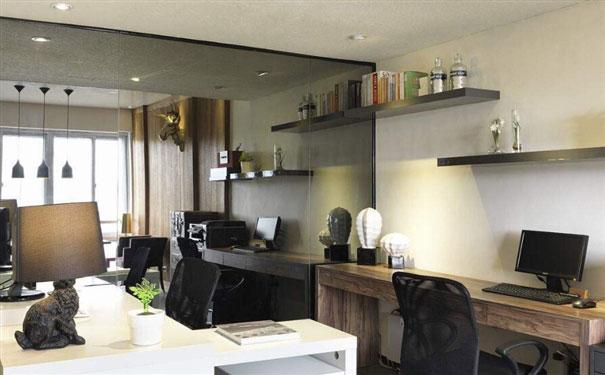上海办公室装修-小型办公室装修设计理念