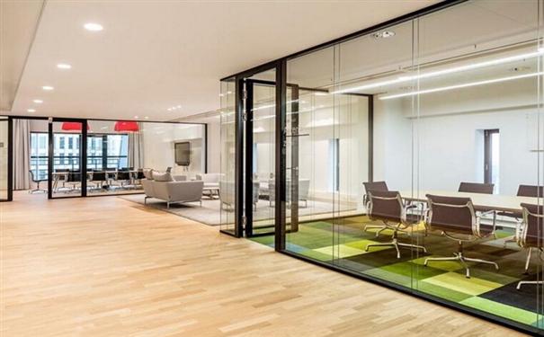 闵行办公室装修-办公室空间装修设计要素