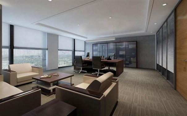 静安办公室装修-办公室空间装修设计常识