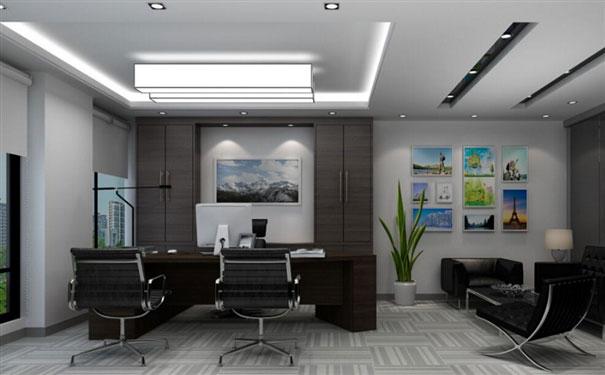 嘉定办公室装修墙面涂料优劣识别方法