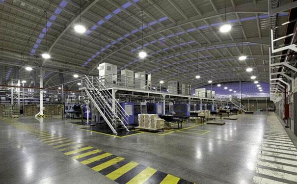 嘉定工厂装修车间电路设计与安装