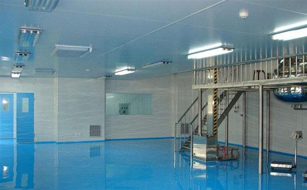 松江工厂装修车间布线的选择和要求