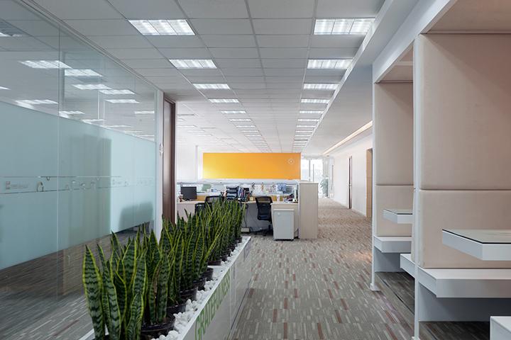 黄浦区外滩街道医药公司办公室装修图片