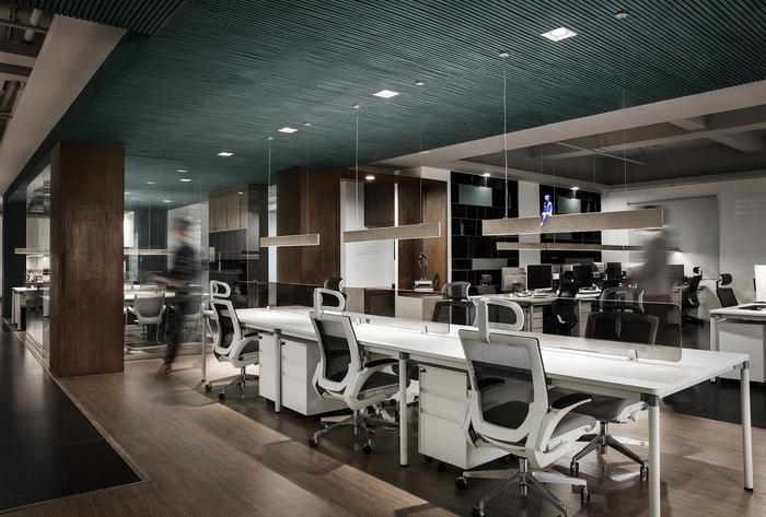 办公室装修公司杰作创意办公空间设计