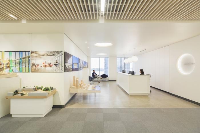 外企公司办事处办公室设计欣赏
