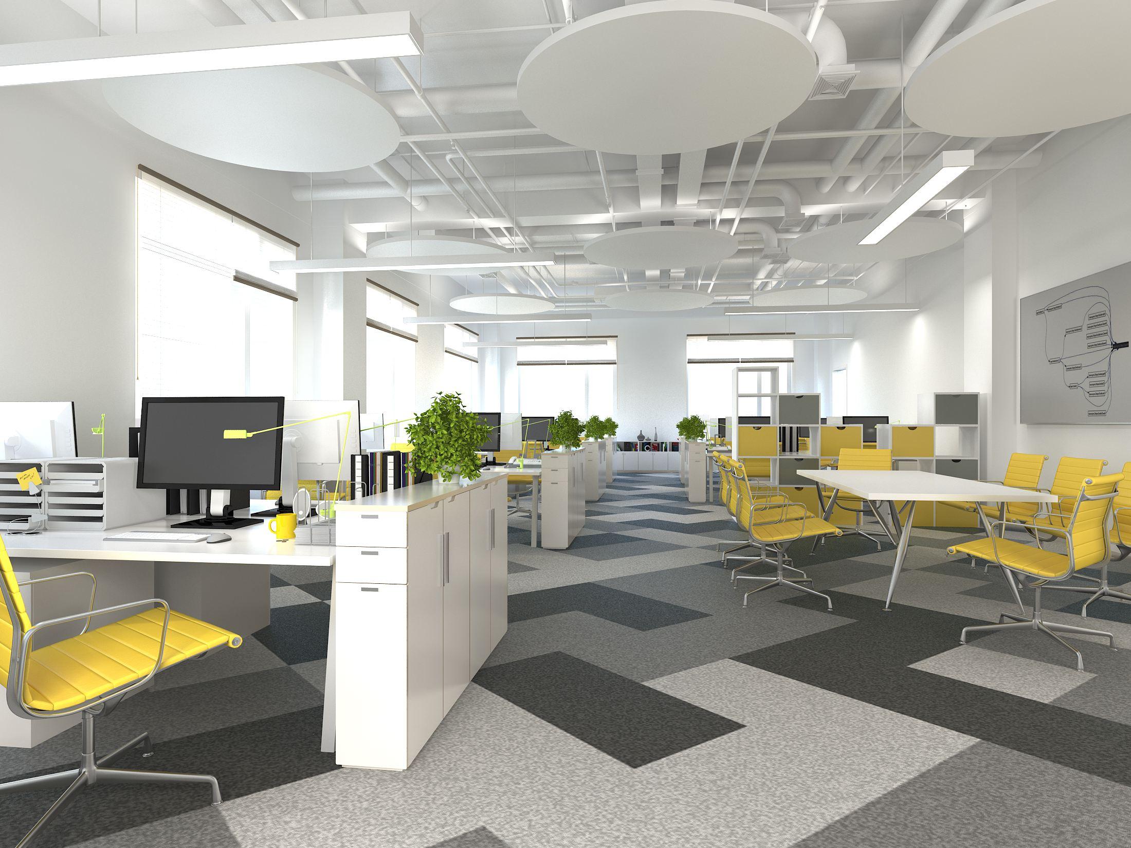 上海办公楼装修设计企业一般设计装修设计流程