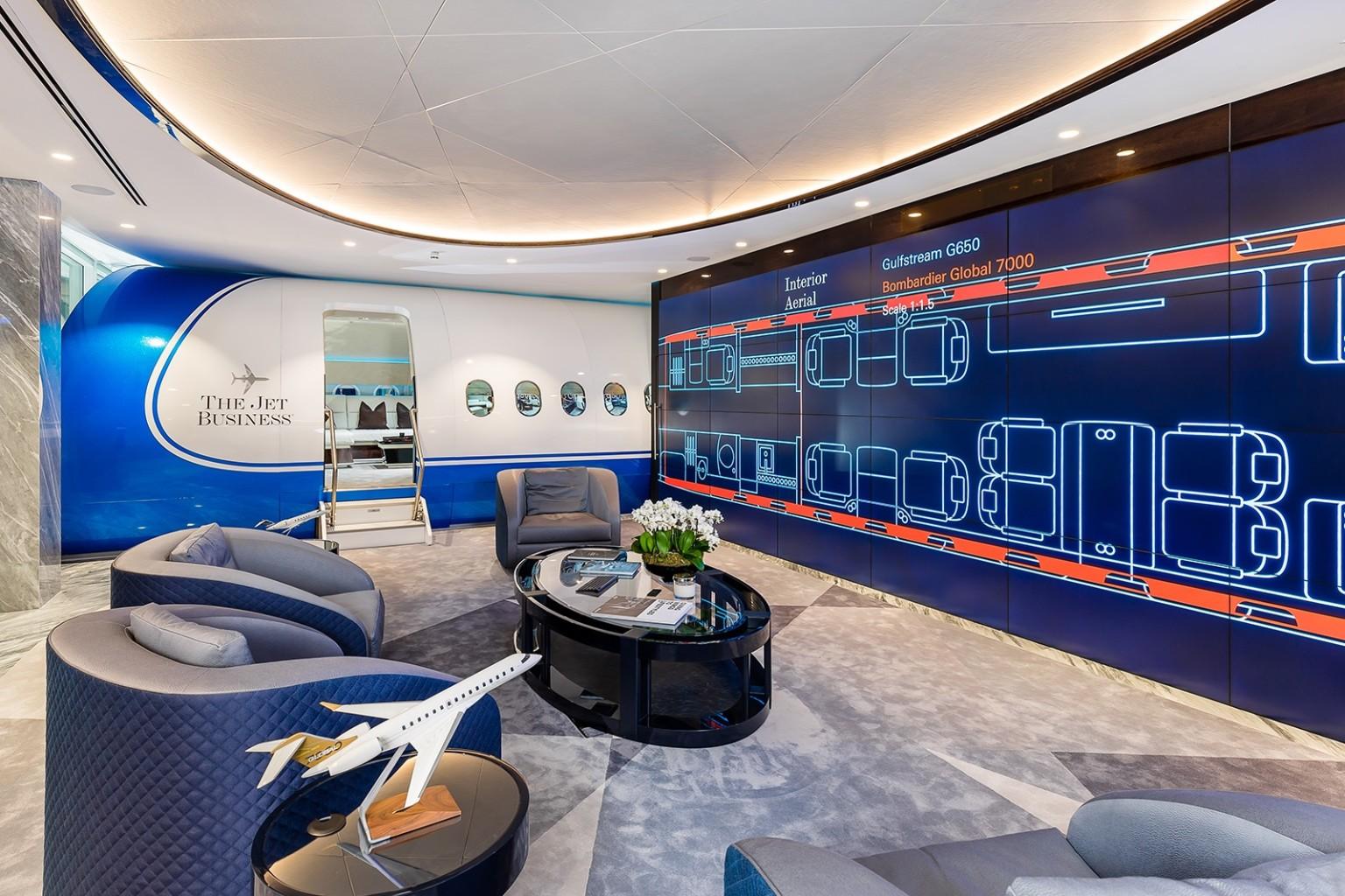 展厅模型主题空间办公室设计图