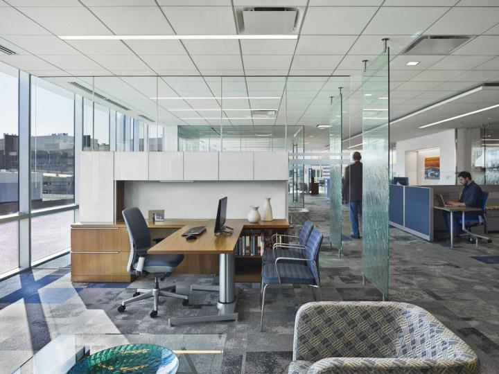 办公室装修雅典办公室空间设计图