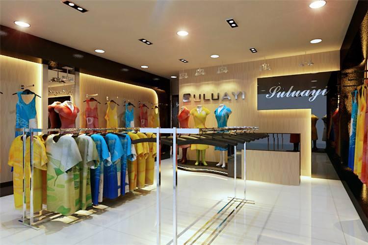 上海办公室设计时尚美观店面装修