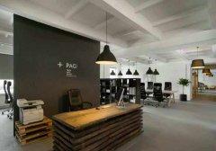 上海办公室装修logo背景墙怎么设计好看?