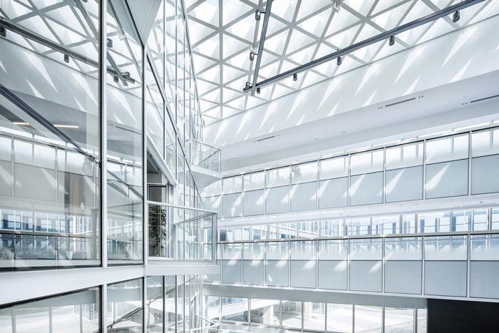 集团总部办公楼二楼设计方案