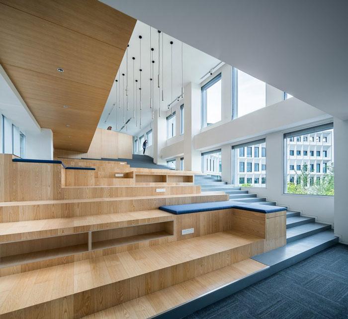 集团总部办公楼休闲空间设计方案