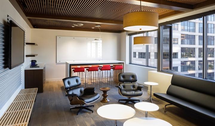 辦公空間設計更在乎元素點綴