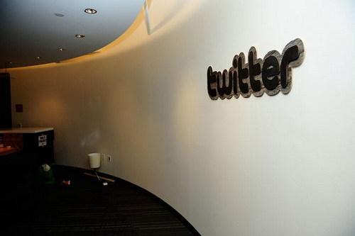 twitter辦公空間設計更重視留白