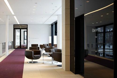新穎的辦公空間設計風格