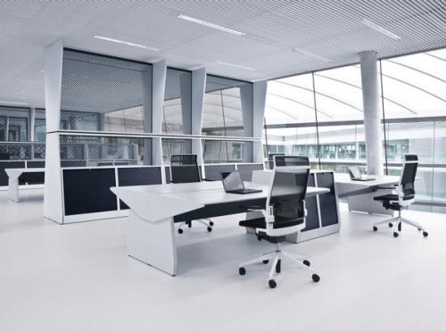 融入了品牌精神的辦公空間設計意義