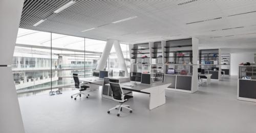 盡顯純粹氣質的辦公空間設計