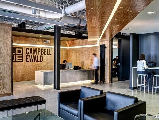每一寸空間都有配合辦公空間設計主題