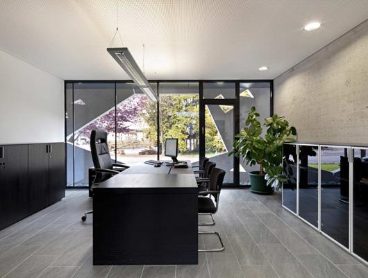 極致發揮辦公空間設計創意