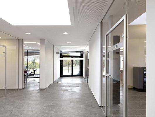 新形象辦公空間設計
