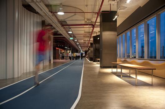 虜獲員工芳心的辦公空間設計手法