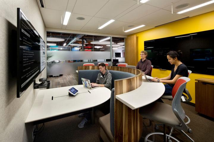 網絡時代的辦公空間設計
