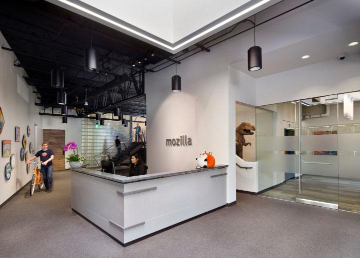 公開和透明的辦公空間設計原則