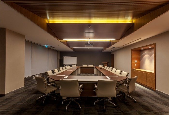 現代辦公空間設計風格的標準之作