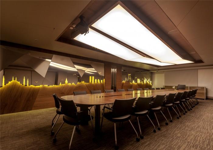 讓人刮目相看的辦公空間設計效果