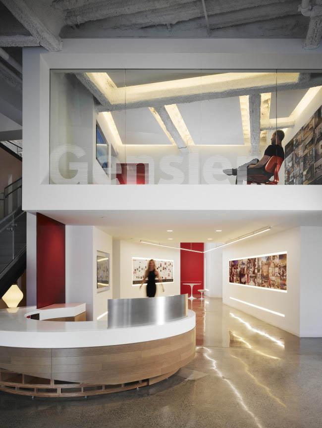 環保與辦公空間設計概念