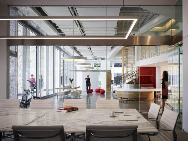 點綴特色辦公空間的點點創意
