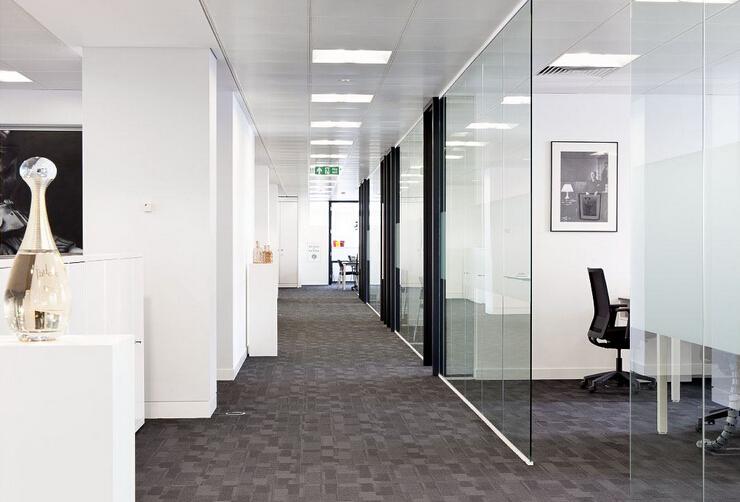 奢侈品是個家的辦公空間設計概念