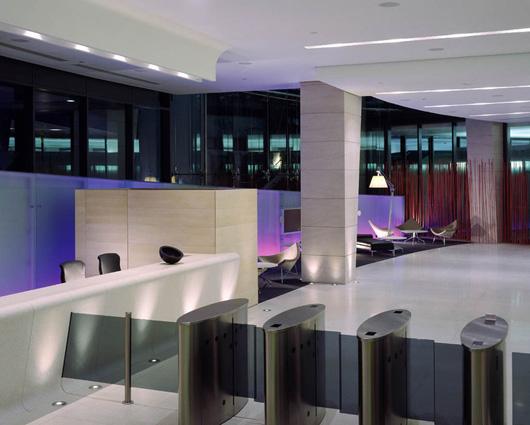 令人驚艷的五星級精品時尚辦公空間