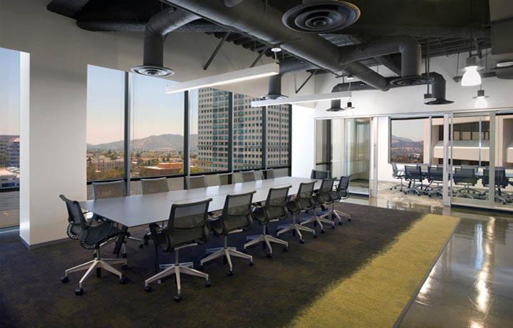 高品質生活的辦公空間設計理念
